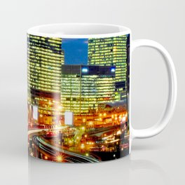 East India Dock Station Canary Wharf London Docklands Coffee Mug
