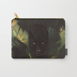 Hello Panther! Carry-All Pouch