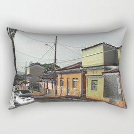 Rua dos Machado Rectangular Pillow