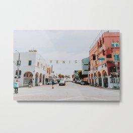 venice iv / california Metal Print