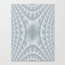 Vibrating Water Canvas Print