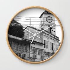 Phuket II Wall Clock