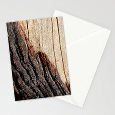 Wood Duo Stationery Cards