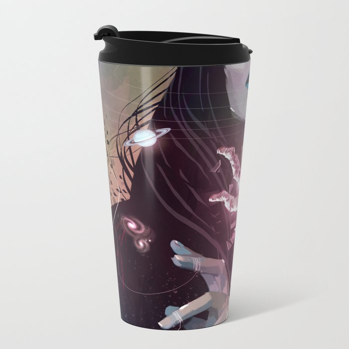 BETWEEN Metal Travel Mug
