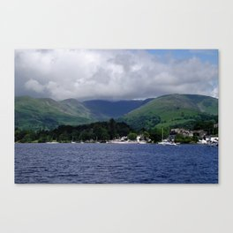 Lake Windermere Canvas Print