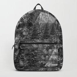 Abstract Digital Art Backpack