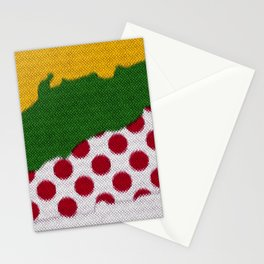 TOUR DE Winter - Knitting Stationery Cards