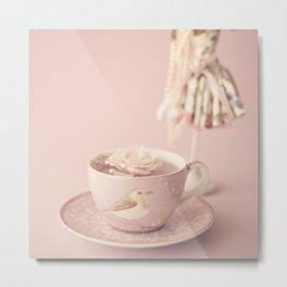 Tea Dancer Metal Print