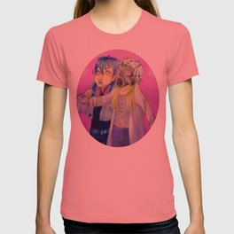 Watch out! Clear and Aoba T-shirt