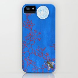 What the Bee Knows iPhone Case