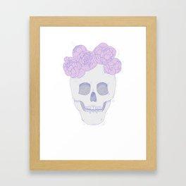 Crown of Peonies Framed Art Print