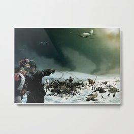 Ghosts of Mother Russia Metal Print