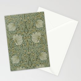 Pimpernel by William Morris, 1876 Stationery Cards