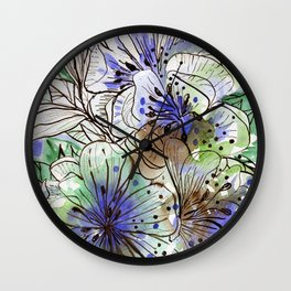 Barroco Wall Clock