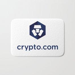 """Crypto.com """"Monaco"""" (MCO) Bath Mat"""