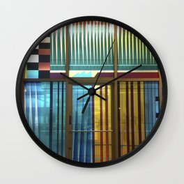 Rando: Foster Library Wall Clock