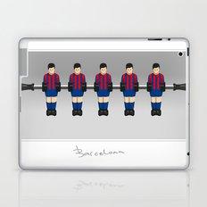 table football - Barcelona Laptop & iPad Skin