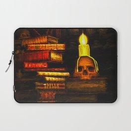 Books Of Magic Laptop Sleeve