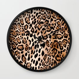 SAFARI LEO Wall Clock