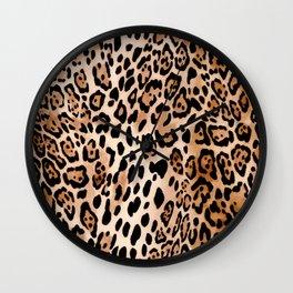 SAFARI LEO Wall Clock