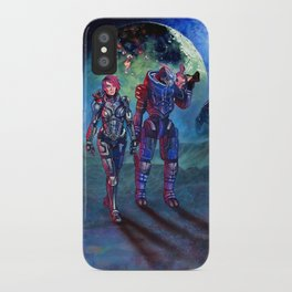 Trouble On Palaven iPhone Case