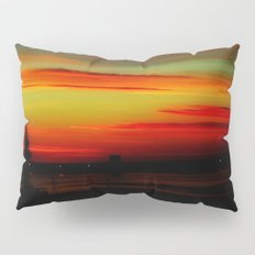 Morning at the Harbour Pillow Sham