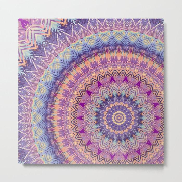 Mandala 239 Metal Print
