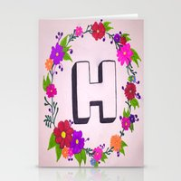 gift card Stationery Cards featuring gift by Shahadjef