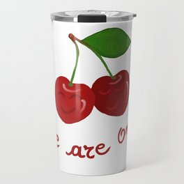 Oh cherry-cherry *in love* Travel Mug