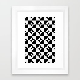 switched on Framed Art Print