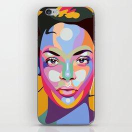Rihannna iPhone Skin