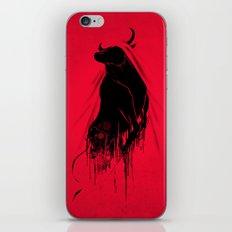Revenge Of The Toro iPhone Skin