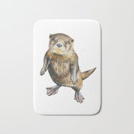 Otterly Adorable Bath Mat