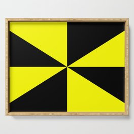 Argyll county flag Serving Tray