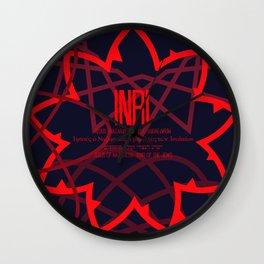 INRI Wall Clock