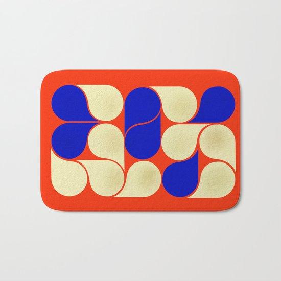 Mid-century geometric shapes-no10 by happyplum