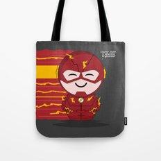 ChibizPop: Faster than... Tote Bag