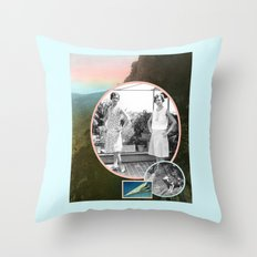 Loups Throw Pillow