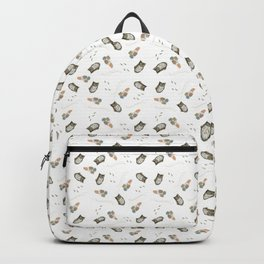 Harry the Owl Pattern Backpack