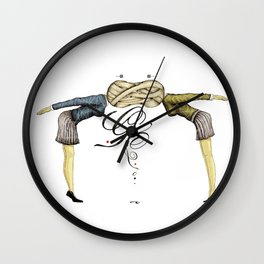 Diálogo. Wall Clock