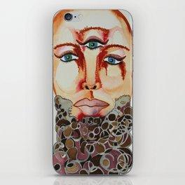 Billy Zane 3rd Eye Enlightenment iPhone Skin