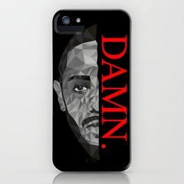 Kendrick Lamar Pixelated iPhone Case