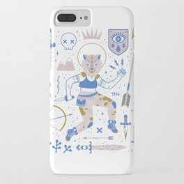 The Warrior iPhone Case