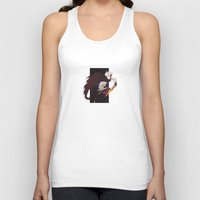 hetalia Tank Tops featuring APH: Awesome Troll by Jackce