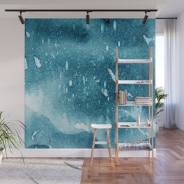 Snow-footed Wall Mural