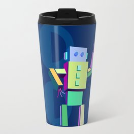 RoBo Robot Travel Mug