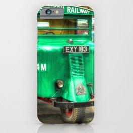 Mechanical Horse iPhone Case