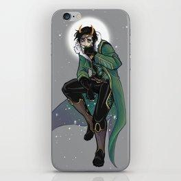 Moon King Loki iPhone Skin