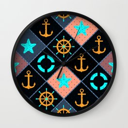 For those who are at sea. Wall Clock