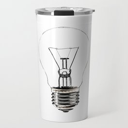 I Have an Idea!  Let there be light... Travel Mug